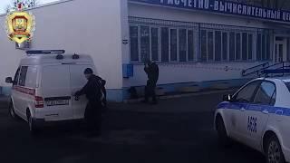 Бесхозный пакет в Бобруйске. Проверка сообщения специальными службами