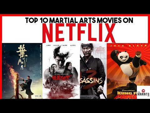 BEST MARTIAL ARTS MOVIES ON NETFLIX YOU MUST WATCH || THEKARATEKA||