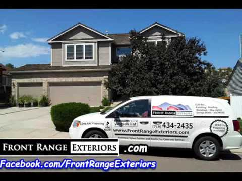 House Painting Colorado Springs Home Painter Contractor In 80919 Peregrine Front Range