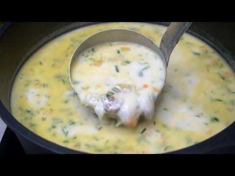 """Суп """"Обжорка"""" такой едят все: и муж и дети, и добавки просят."""