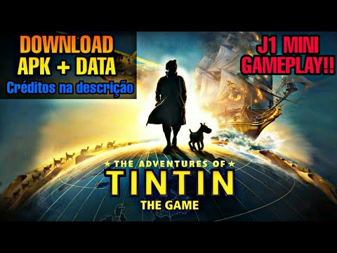 The Adventures Of TinTin - The Game (Offline) | J1 Mini Gameplay (Android/Download)