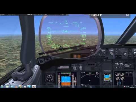 [Ma chaîne] Le retour !!! mes annonces importantes dans le cockpit d'un 737-800 streaming vf