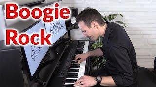Boogie Rock Piano by Jonny May