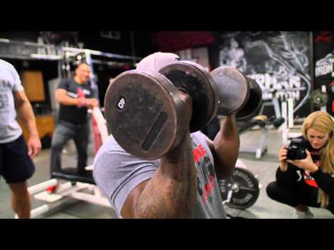 TIP OF THE WEEK BICEP AND TRICEP | BIG ROB, C.T. FLETCHER, DENNIS SEMENIKHIN | HOW TO GET BIG ARMS