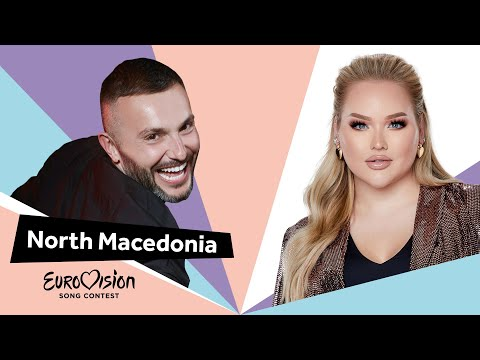 Eurovisioncalls Vasil - North Macedonia 🇲🇰 with NikkieTutorials