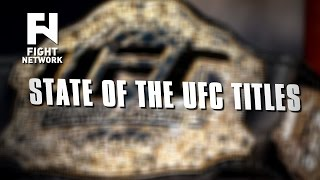 State of the UFC Titles - Are Championships Losing Lustre?