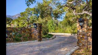1780 Glen Oaks Drive | Montecito