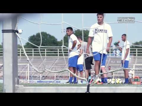 Memphis Soccer: Men Open Preseason Practice