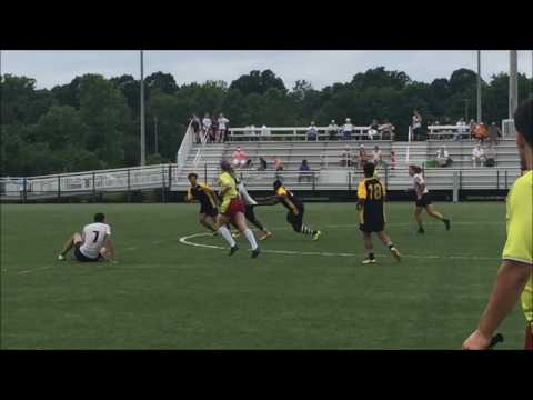 Chapel Hill Highlanders Sevens Rugby – Ruck in Rock Hill Highlights June 24, 2017