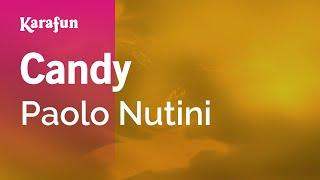 Karaoke Candy - Paolo Nutini *