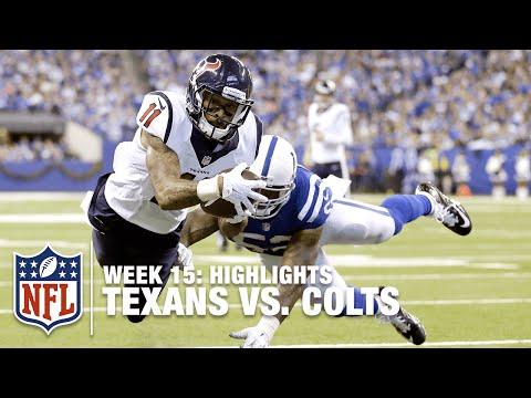 Texans vs. Colts | Week 15 Highlights | NFL