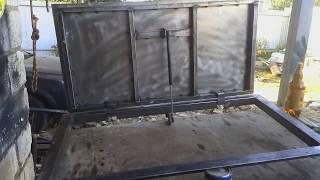 крышка,дверь для погреба
