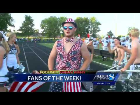 Football Friday Night Week Two scores, highlights