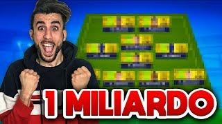 🤑 da 200 MILIONI a 1 MILIARDO! LA NUOVA SQUADRA! | CAMPIONATO ITALIANO di OSM