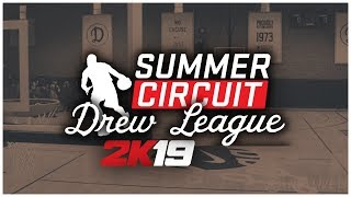 NBA 2K19 - How To Setup The Drew League x 2Hype x Summer Circuit 2K19 Roster (PS4)
