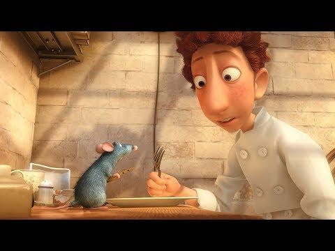 Ratatouille Best Scenes - Ratatouille New Animation & Cartoon Movies 2017 for Children