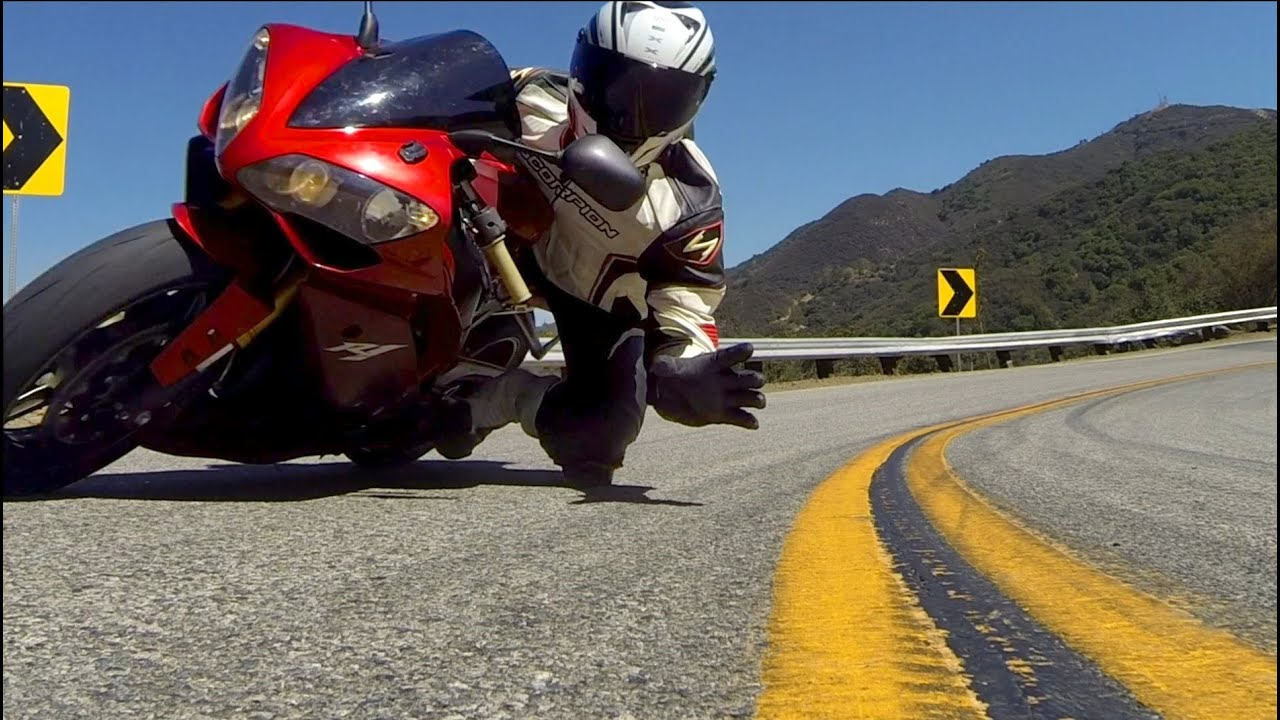 Motorcycle Rider Snatches GoPro from Street - YouTube