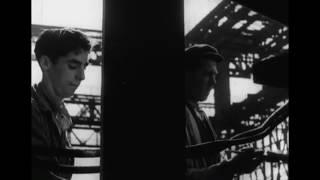 Harland & Wolff Shipyard Workers Belfast 1948