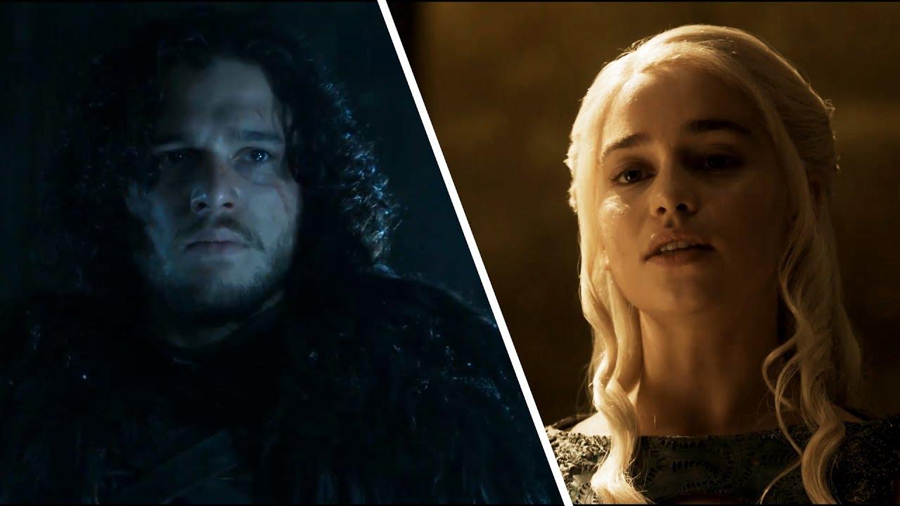 Game of thrones season 7 preview jon meets daenerys for Daenerys jewelry season 7