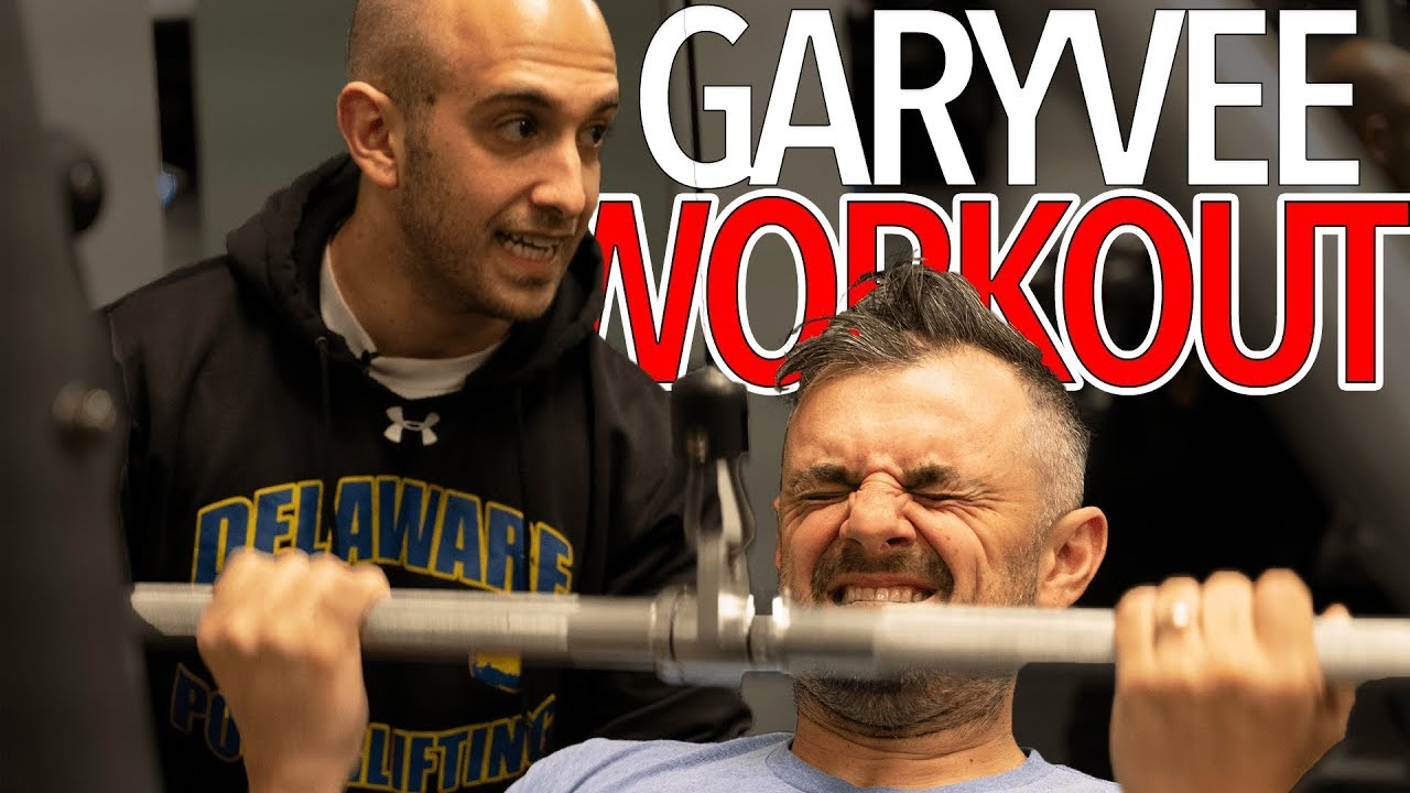 Time Crunched Back Workout With GaryVee