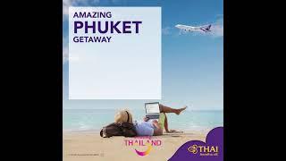 THAI Fly NON-Stop from COPENHAGEN to PHUKET