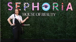 SEPHORiA House of Beauty Vlog