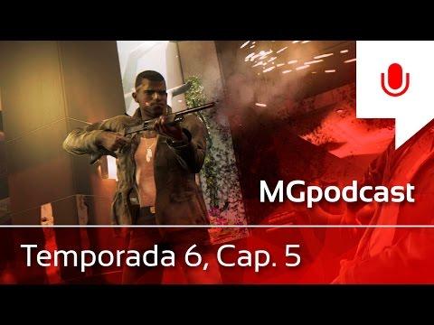 MGPodcast 6x05 - Mafia III, Barcelona Games World, PlayStation VR Y MÁS