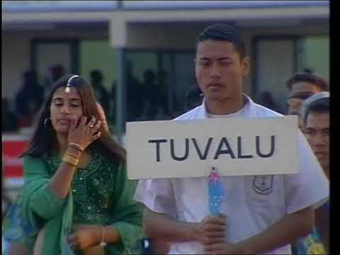2003 South Pacific Games Opening Ceremony 3 - Fiji