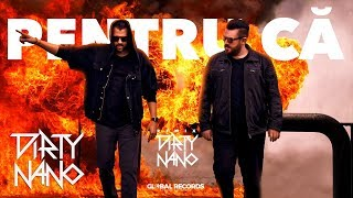 Dirty Nano vs. INNA feat. The Motans - Pentru Ca (Remix)