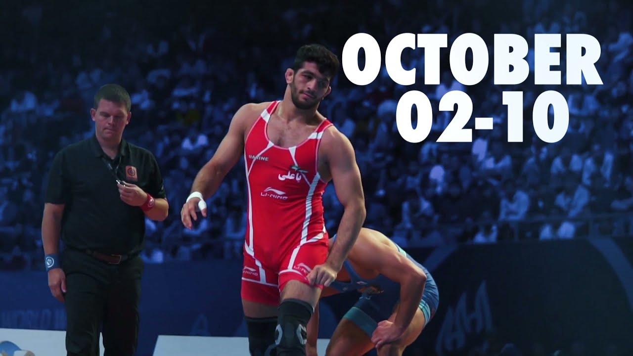 #WrestleOslo World Championship (October 2-10) Teaser