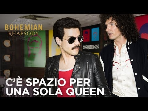 Bohemian Rhapsody | C'è spazio per una sola Queen Spot HD | 20th Century Fox 2018