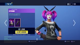 "NEW ""Lace"" Skin in Item Shop NOW! Fortnite ITEM SHOP [January 12] 