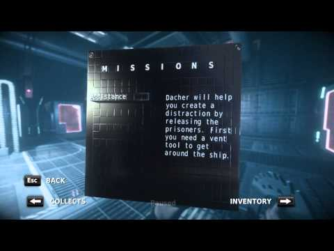PC Longplay [369] The Chronicles of Riddick Assault on Dark Athena (part 1 of 3)