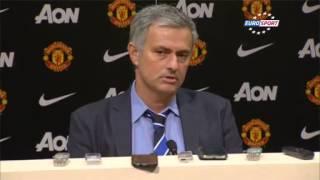 Jose Mourinho 's new critical sentence against the arbitral panel