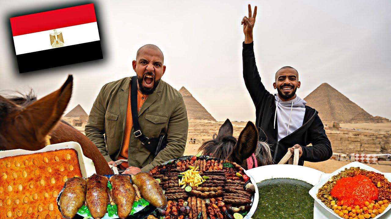 فلوق طهمجة تايم في مصر  Vlog Tahmaja Time In Egypt