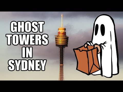 Ghost Towers In Sydney (No, They're Not Haunted – Just Unoccupied)