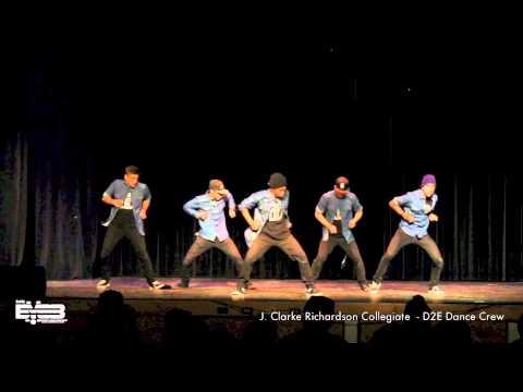 BYOB - Durham - J Clarke Richardson Collegiate - D2E Dance ...