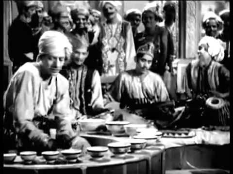Madhuban Mein Radhika Nache Re - Kohinoor (1960)