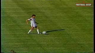 Финал Кубка СССР 1988/1989 Торпедо-Днепр 0-1 (ЦТ СССР)