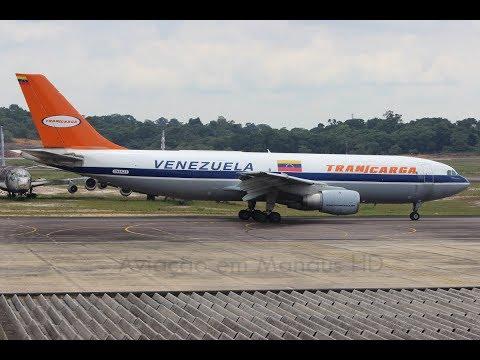[ HD ] MAO - Pousos e decolagens at Manaus SBEG Eduardo Gomes Airport
