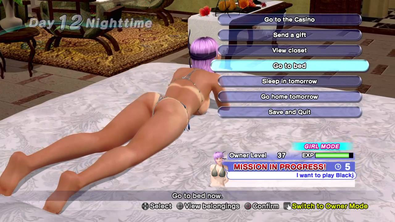 DEAD OR ALIVE Xtreme 3 Fortune Ayane fortune swimsuit - YouTube