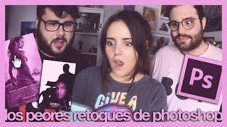 LOS PEORES RETOQUES DE PHOTOSHOP   Zavid ft. Andrea Compton
