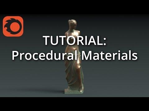 TUTORIAL: Procedural Materials (2/3: Scratched Metal Camo)