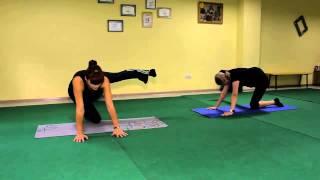 Быстро похудеть   Оксисайз Oxycize видео уроки упражнений онлайн, бесплатно  ягодиц и бедер