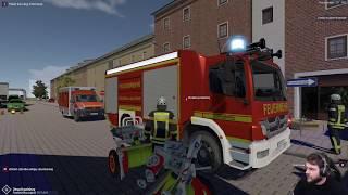 To miał być najlepszy symulator straży pożarnej - Notruf 112 / 14.10.2019 (#3)