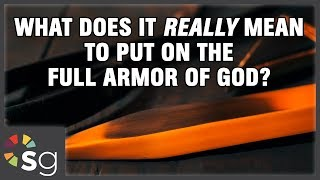 Overcomer Trailer - Study on the Armor of God with Dr. David Jeremiah