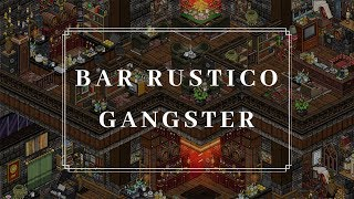 Bar Rustico - Gangster | Habbo Construcción / Holo | Tutorial