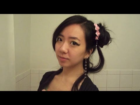 Chinese Princess Hair Tutorial II YouTube