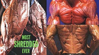 Top 10 Most Conditioned Bodybuilders of All Time!!!