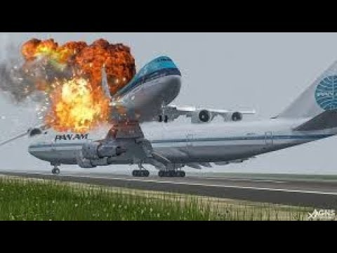 Top 10 Airplan Crash Videos Of The World 2018